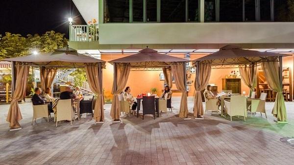Ресторанный комплекс Salute Café