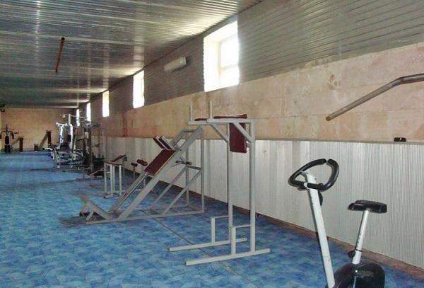 Тренажерный зал лечебного центра «Северный»