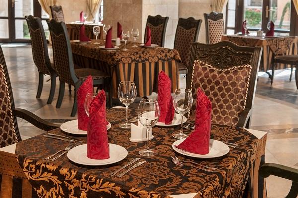 Ресторан отеля «Солдайя Гранд»
