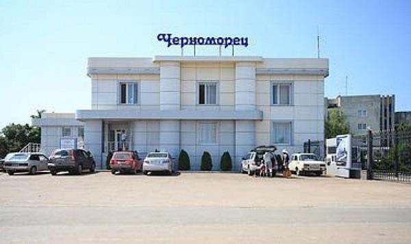 Санаторий «Черноморец», с. Песчаное, Крым