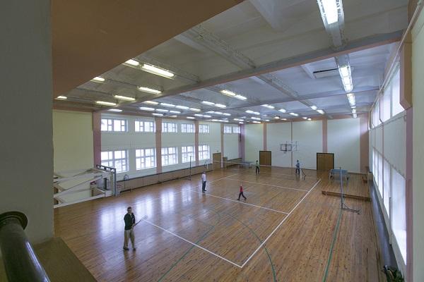 Спортивная площадка санатория «Энергетик»