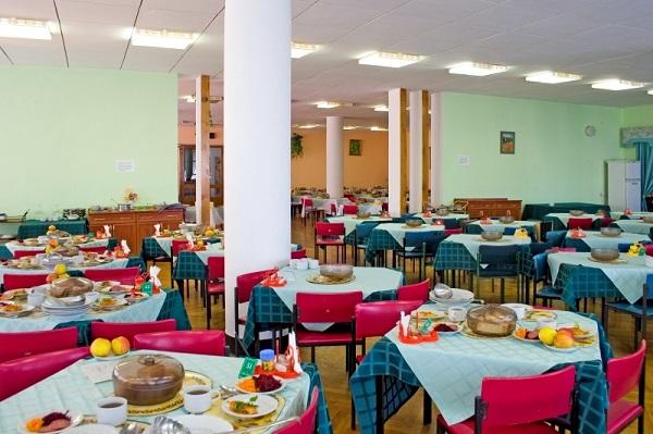 Столовая санатория «Ливадия»