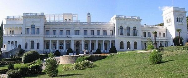 Санаторий «Ливадия», Крым