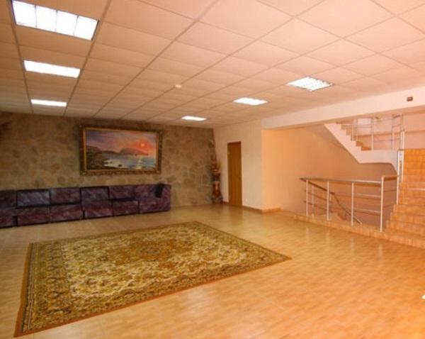 Холл санатория «Ялтинский»