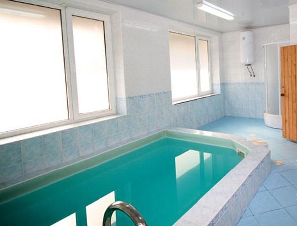 Мини бассейн санатория