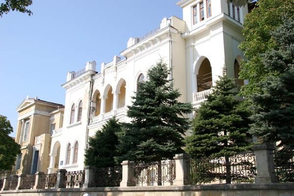 Санаторий «Восход», Феодосия