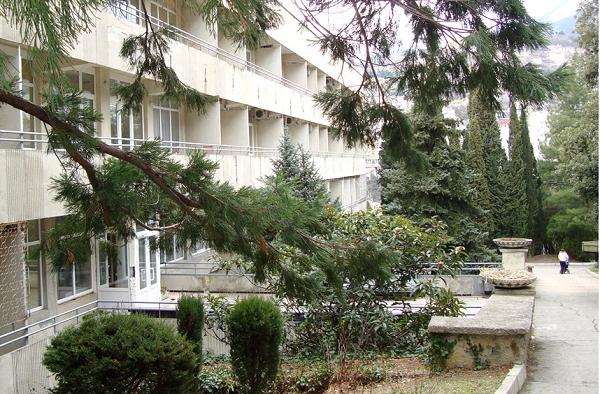 Центральный военный санаторий «Ялтинский»