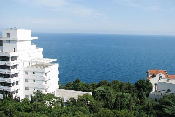 Курортный отель «Сосновая роща», Ялта