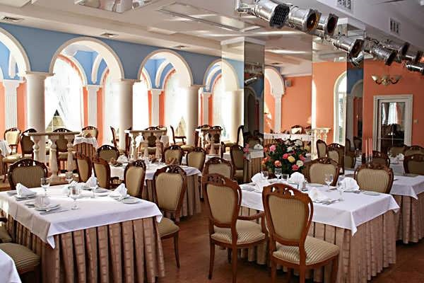 Ресторан медицинского центра «Времена года»