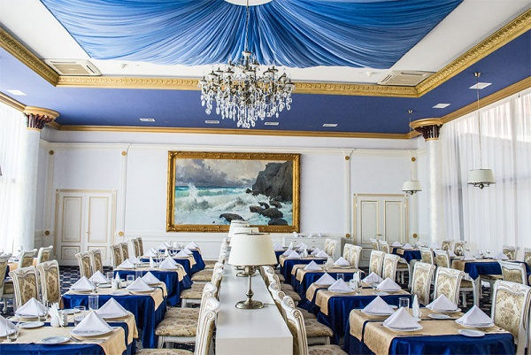 Ресторан отеля «Волна»