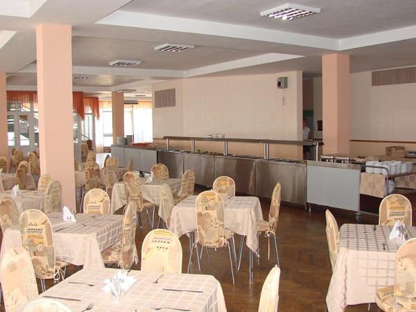 Столовая отеля «Марат»
