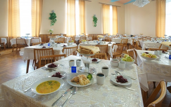 Столовая санатория «Симеиз»
