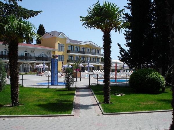 Курорт отель Демерджи, Алушта
