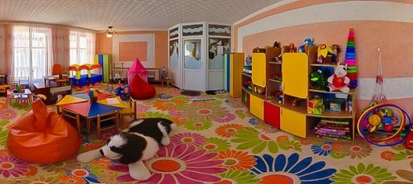 Детская игровая комната санатория