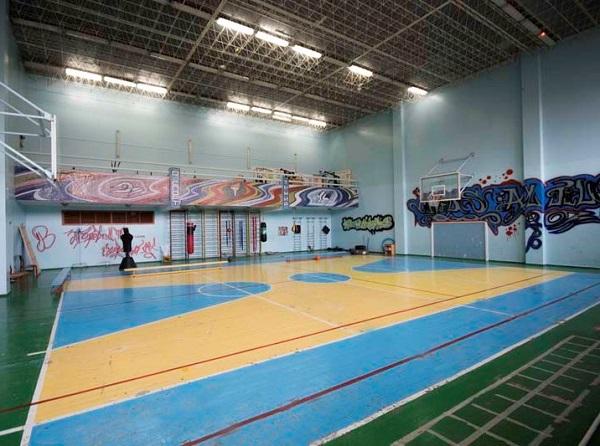 Детский спортивный зал санатория