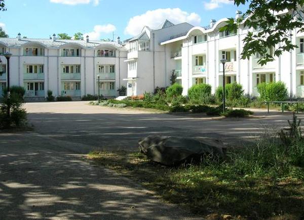 Санаторий «Маяк», Евпатория