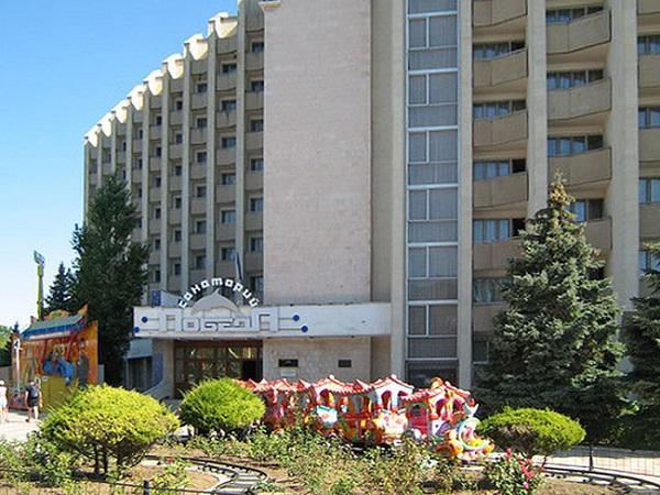 Санаторий «Победа», Евпатория