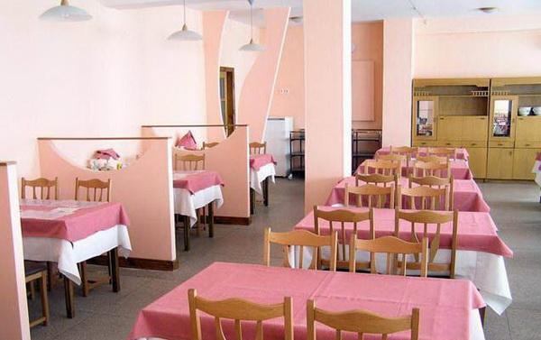 Столовая санатория «Приморье»
