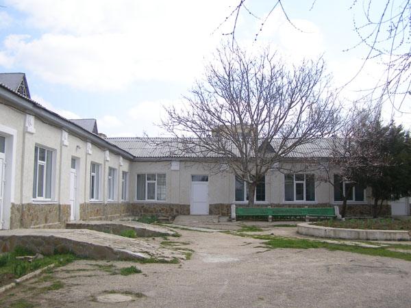 Один из корпусов санатория Родина