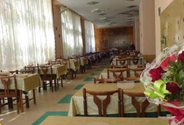 Столовая санатория Таврия
