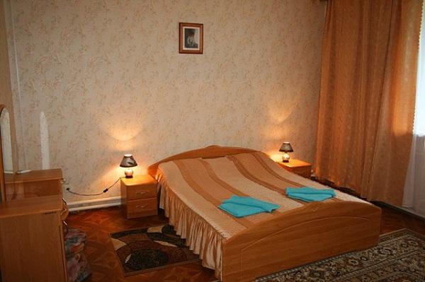 Спальня коттеджа