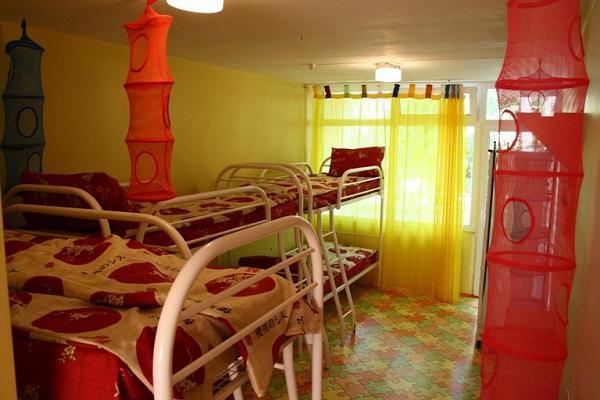 Стандартные номер детского оздоровительного лагеря «Мандарин»