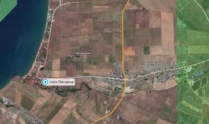 Местоположение ДОЛ Дельфин на карте