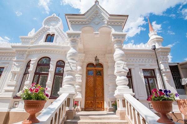 Дом отдыха «Федор Шаляпин», Евпатория
