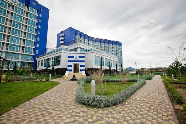 Курортный комплекс «Аквамарин»