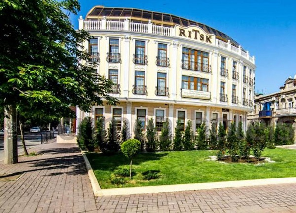 Отель Ritsk, Евпатория