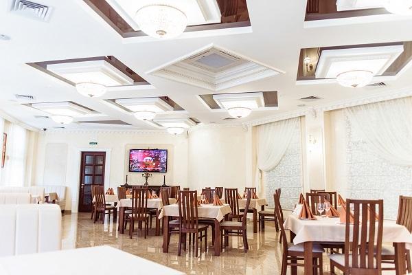 Ресторан отеля «Ritsk»