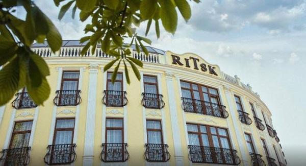 Отель «Ritsk»