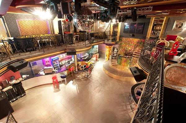 Ночной клуб отеля