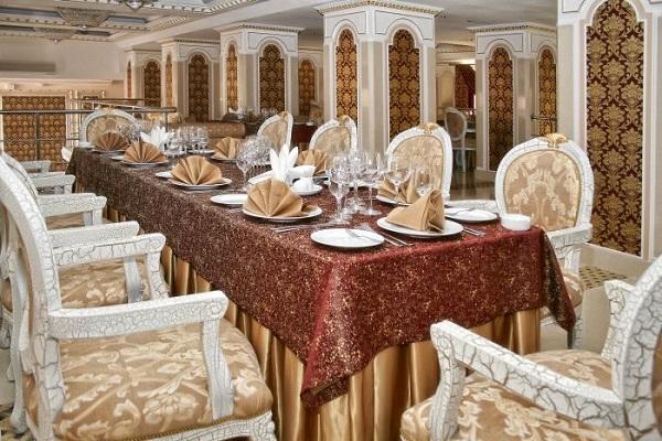 Ресторан отеля «Украина Палас»