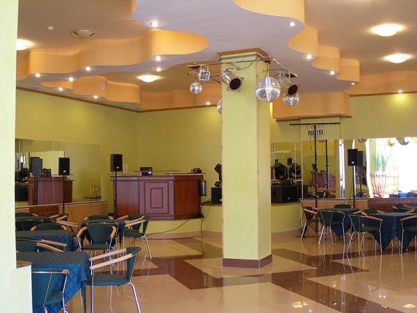 Ресторан отеля «Юлиана»