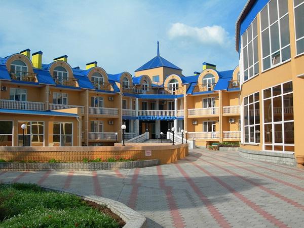 Отель «Юлиана», Евпатория
