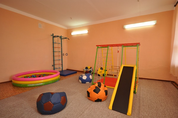 Детская игровая комната пансионата