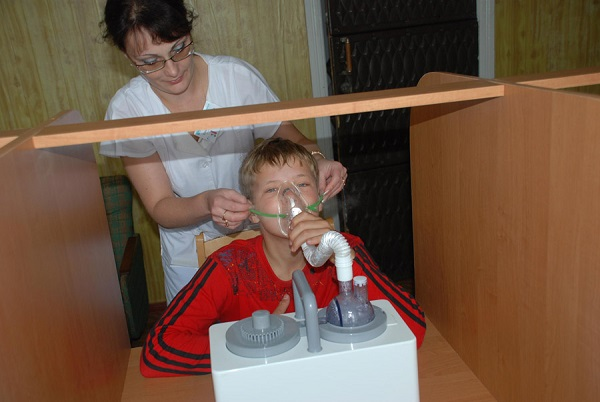 Физио-кабинет в санатории