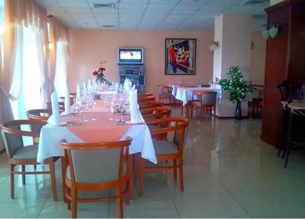 Ресторан виллы «Слава»