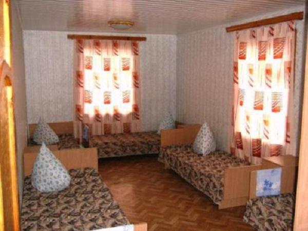 Еще один пример жилой комнаты для детей