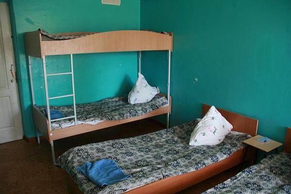 Еще одна комната в санатории для проживания детей