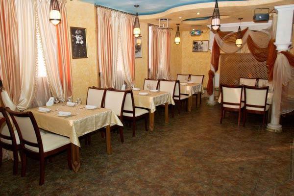 Ресторан отеля «Даккар»
