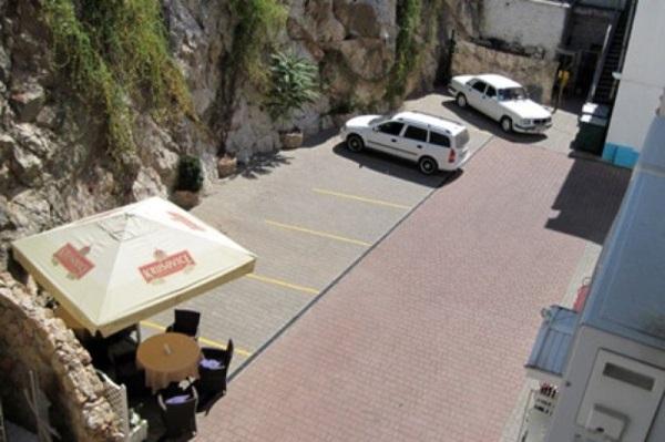 Территория гостиницы «Даккар»
