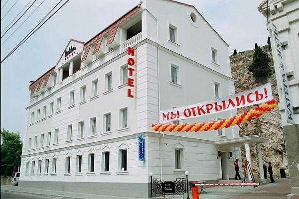 Гостиница «Даккар», Балаклава