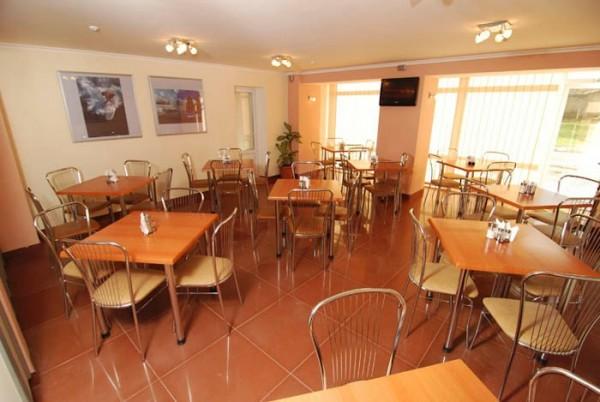 Кафе гостиницы «Спортивная»