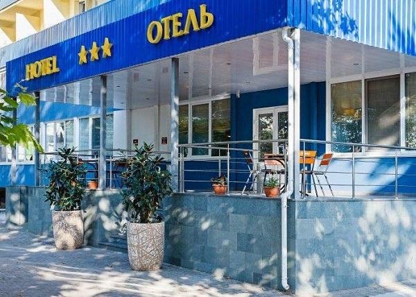 Отель «Оптима», Севастополь