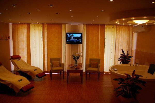 СПА-салон в гостинице
